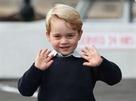 le prince de la 2221122895 public royalty le prince george sera escort 233 par kate et william pour sa rentr 233 e scolaire