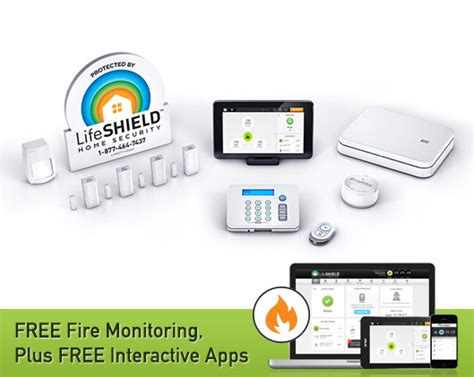 security essentials lifeshield home security