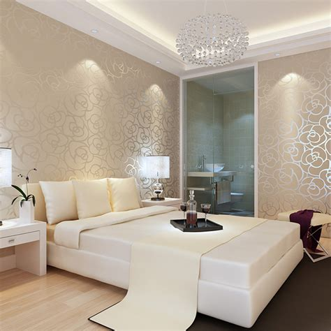 gold wallpaper living room classic style velvet wallpaper gold flower living room sofa bedroom tv background wall