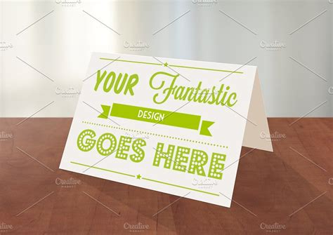 greeting card mockup template greeting card photoshop mockup card templates creative