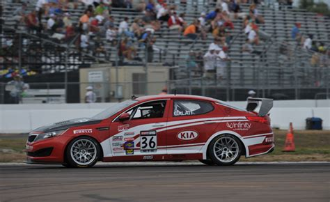 Kia Optima Racing Kia Racing Optima Claims Its Victory In World