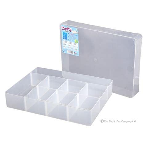 craft box buy craft compartment plastic organiser box
