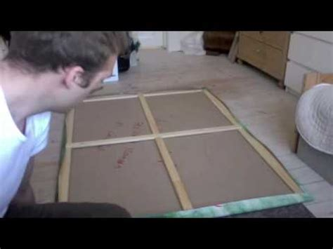 how to frame a print how to mount a canvas on a wooden frame and save 25