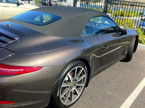 photos of anthracite brown metallic page 4 rennlist porsche discussion forums