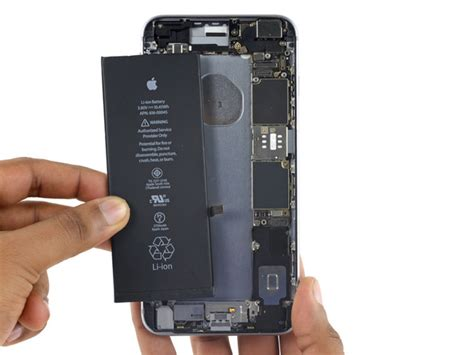 Garskin Iphone 6 Original Ipo 54 iphone 6s plusのバッテリーの交換 ifixit repair guide