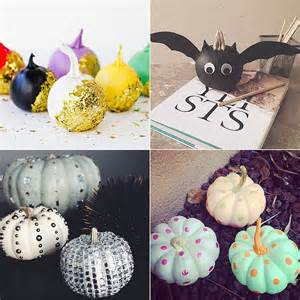 10 clever ways to decorate pumpkins without carving