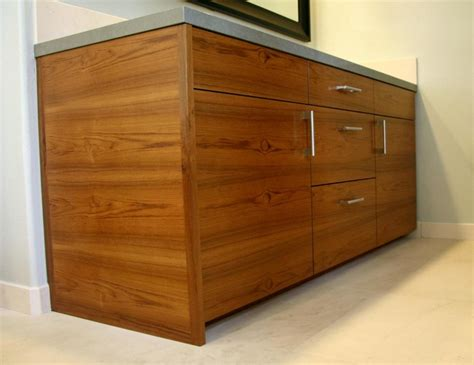 walnut ikea bathroom contemporary bathroom los custom ikea bathroom in teak cultivate com various