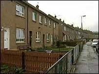 right to buy council house bbc news uk scotland tayside and central council house shortage concerns