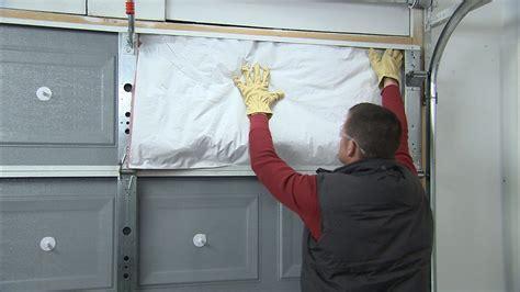top benefits of insulating your garage door