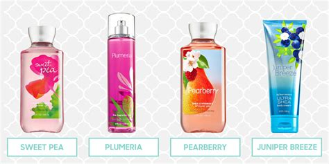 bathroom and body works what your favorite bath and body works scent says about