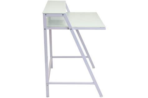 2 Tier Desk by 2 Tier Desk In White By Lumisource