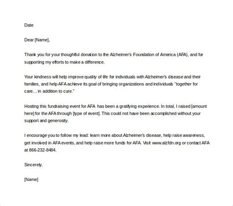 professional thank you letter format letter format 2017