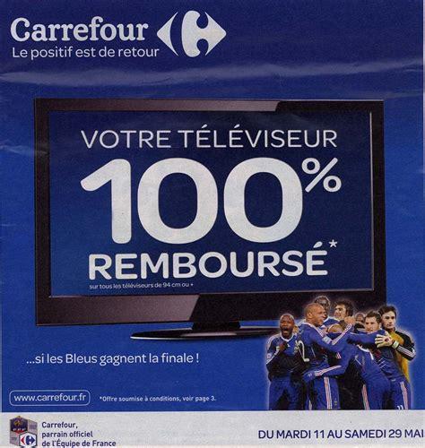 Tv Carrefour exclusif coupe du monde saturn tacle carrefour olivier dauvers