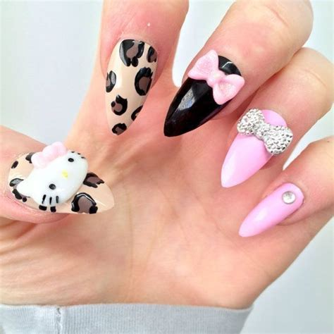 The Nail Hello 20 hello claw nail designs try the trend