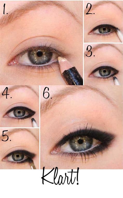 smudge makeup tutorial 25 b 228 sta smudged eyeliner id 233 erna p 229 pinterest makeup