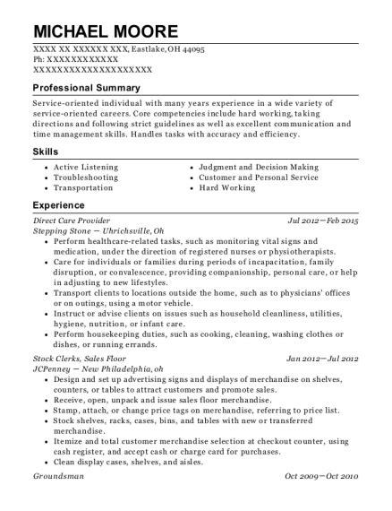 Tree Groundsman Resume best groundsman resumes resumehelp