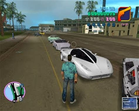 grand theft auto (gta) vice city back to the future hill
