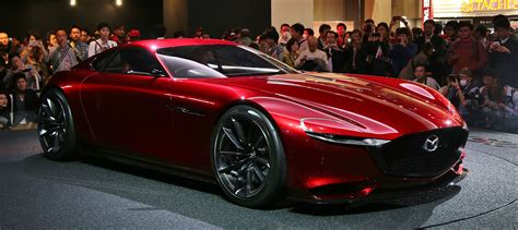 Mazda New Rotary Engine by How Likely Is New Mazda Rotary Engine