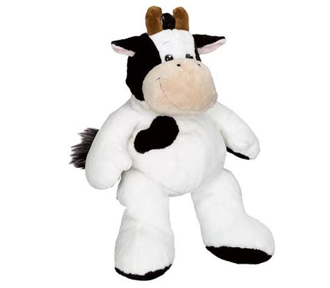 stuffed cow plush cow cake ideas and designs
