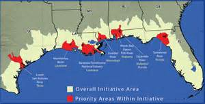 map of gulf of mexico florida gulf of mexico initiative gomi 2014 nrcs alabama