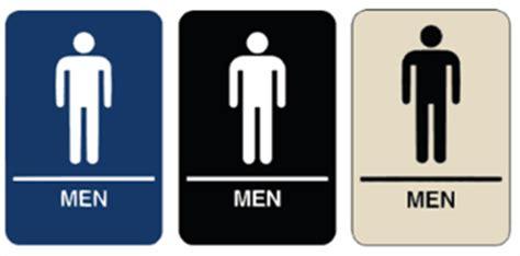 tumblr mens bathroom buy men s bathroom signs