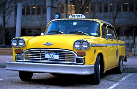 a cab checker taxi cabs www pixshark images galleries