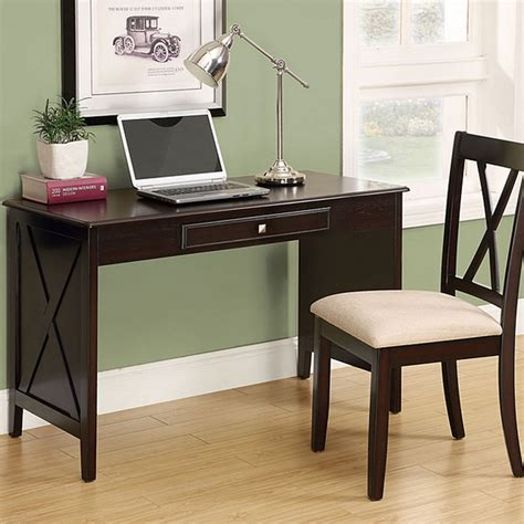 Desk Small Space Simple Writing Desks For Small Spaces Homesfeed