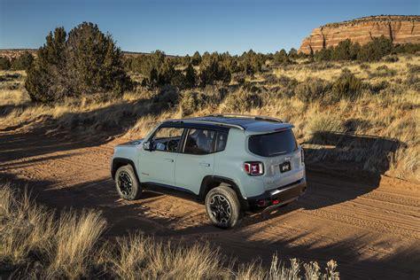 2015 Jeep Renegade Trailhawk Price 2015 Jeep Renegade Trailhawk Rear Three Quarters 04 Photo 11