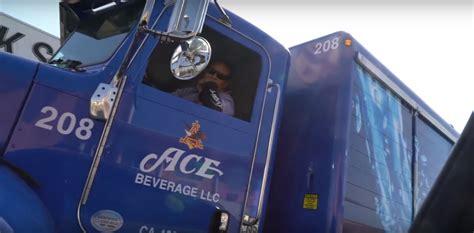 bud light truck driving jobs tesla driver fits 1 920 cans of bud light in model x runs