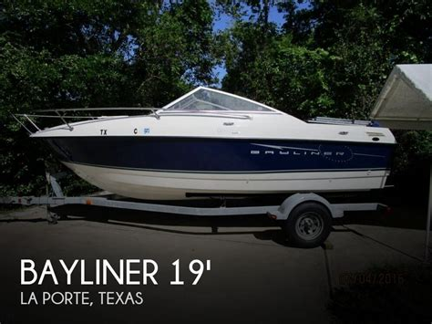boats for sale in la porte texas cuddy cabin bayliner discovery 192 boats for sale boats