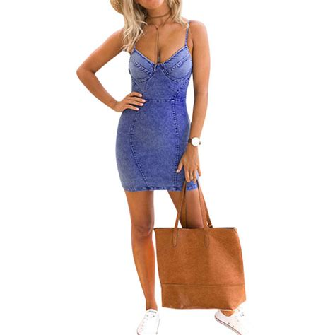 Cka 067 Dress Impor 2017 summer dress sundress casual slim bodycon new ebay