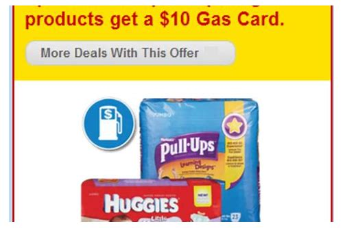 diapers coupon matchups