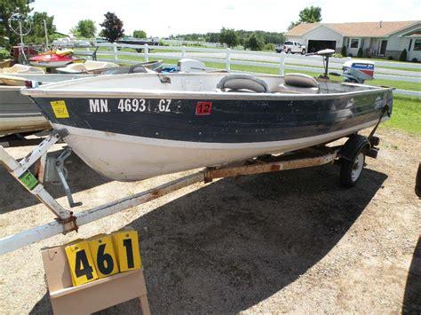 crestliner boat vin 1974 crestliner 14 ft aluminum boat w trailer unable to