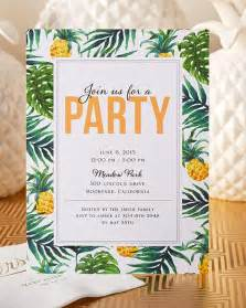 25 best ideas about party invitations on pinterest
