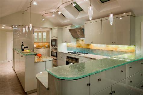 Kitchen Designers Boston by Custom Contemporary Kitchen Metallic Paint Top Led Lit