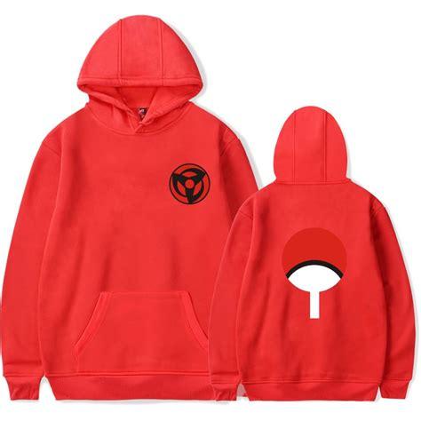 Hoodie Hokage Merch uchiha clan sharingan winter hoodie in various colors