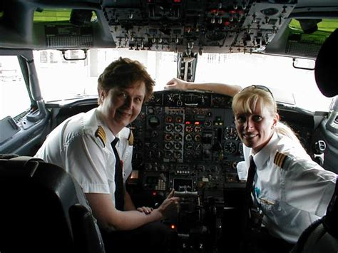 commercial woman pilot female commercial airline pilots a slow take off the