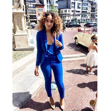 ideas  cobalt blue pants  pinterest blue