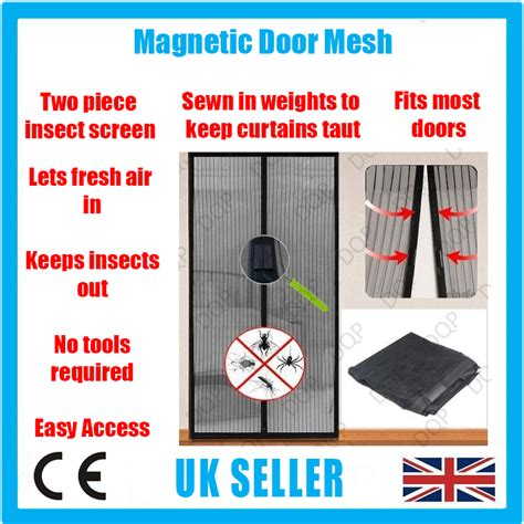 magnetic curtain weights magnetic curtain seal patio door net screen mesh stops