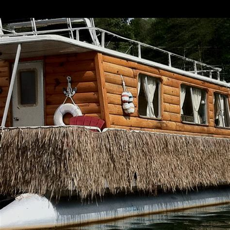 tiki hut lake keowee tiki boat lake keowee sc my style boat interior lowe