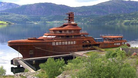 western boat the f 248 rdefjord ghost yacht