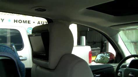 Jual Dvd Player Gmc by 2010 Gmc Acadia Audiovox Headrest Screens