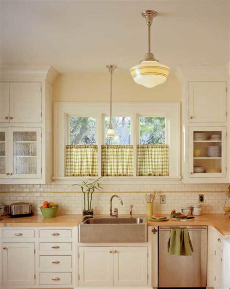 Ikea Window Shades two arts amp crafts kitchens bungalow basic amp adirondack