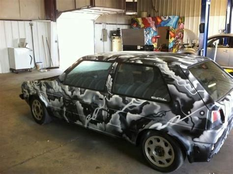 spray painting cars spray painted car my cars sweet and