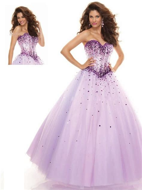 10 best images about light purple prom dress on