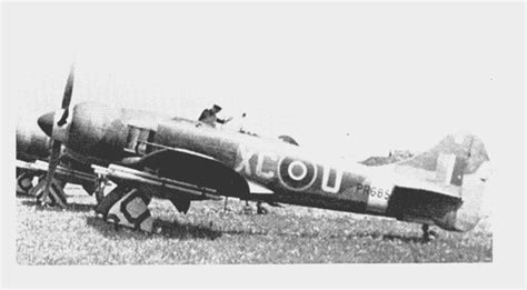 tempest squadrons of the raf pilots in wwii sq 26
