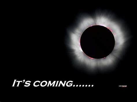 it s coming it s coming the 2017 eclipse