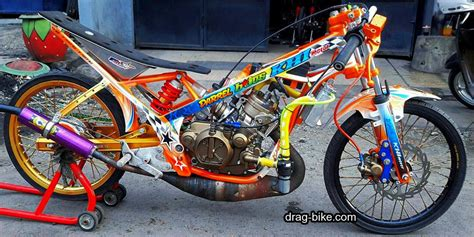 Poto Poto Motor gambar motor drag bike jupiter z automotivegarage org
