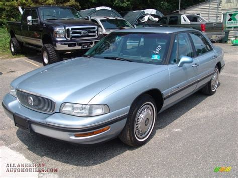 97 buick lesabre 1997 buick lesabre custom in light adriatic blue pearl