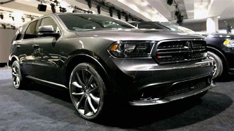 2018 Dodge Durango off road new body style near me
